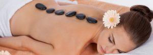 Schoonheidssalon Centifolia geeft ontspannende massages in Rotterdam.
